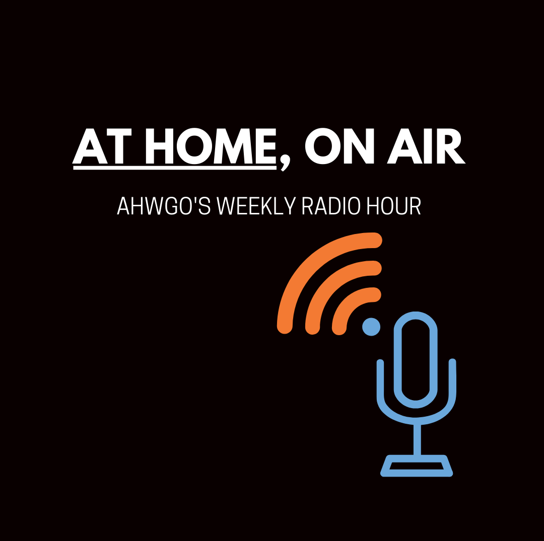 The Complete At Home, On Air Schedule