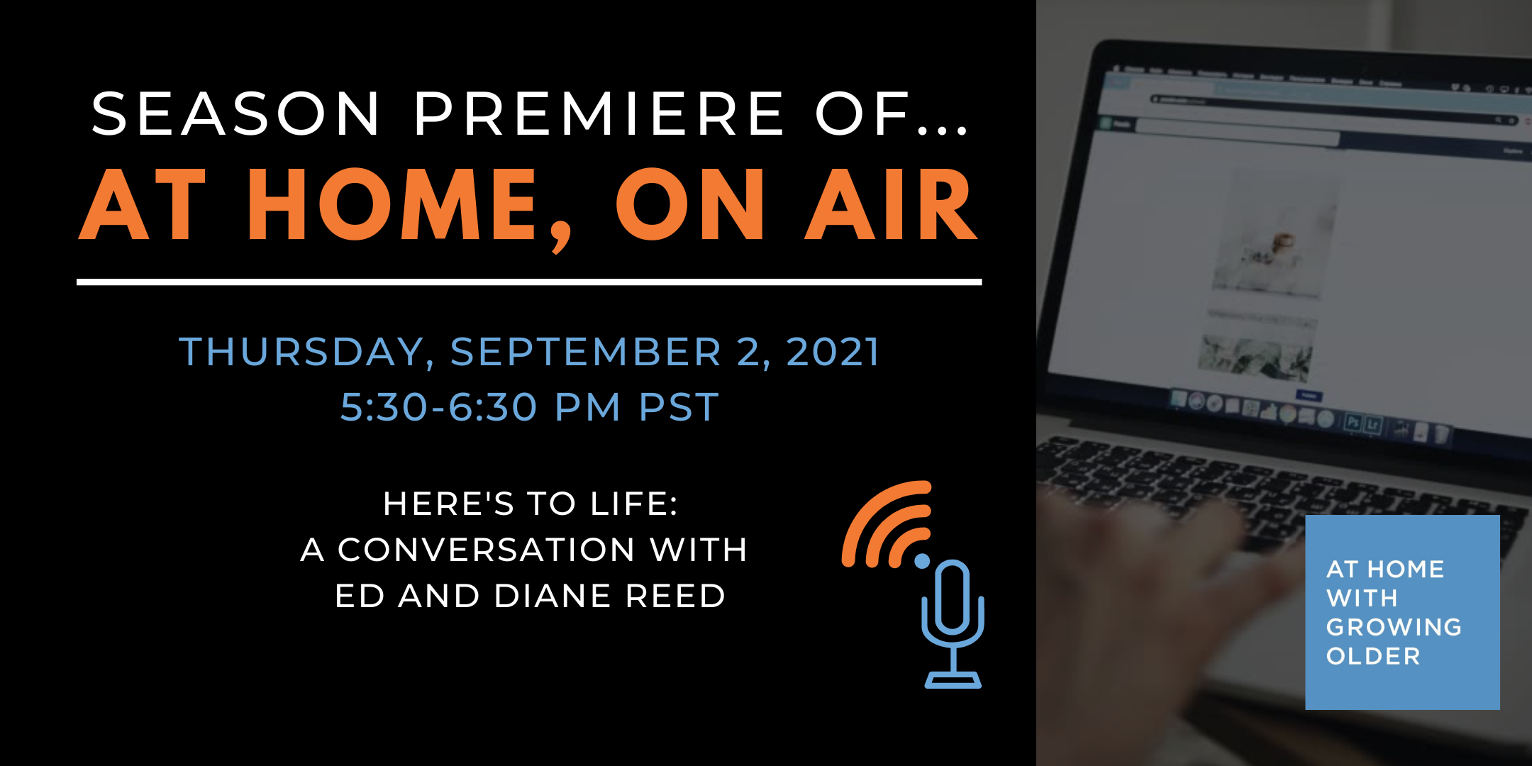 A Conversation with Ed and Diane Reed