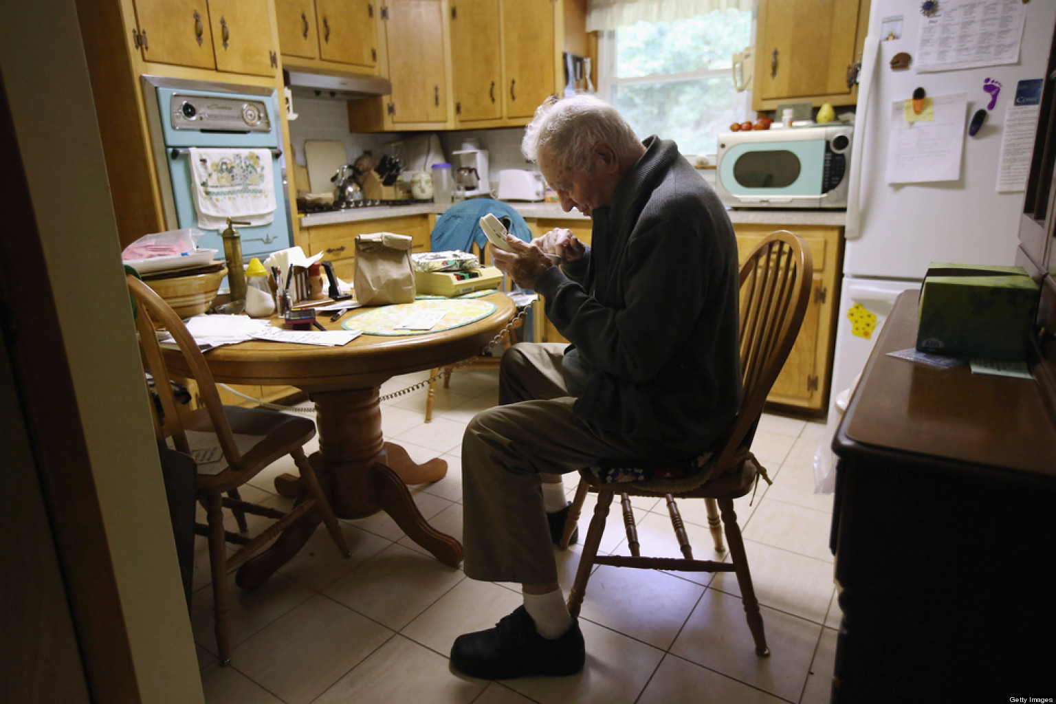 Food On The Table – Aging In Place