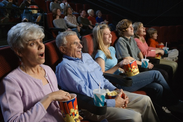 The Role of Film Watching and Film Study for Older Adults